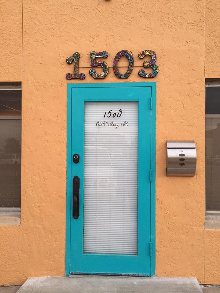 Bekki McQuay LPC counseling office amarillo, tx